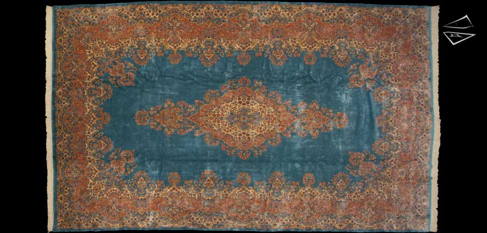 12x20 Persian Kerman Rug