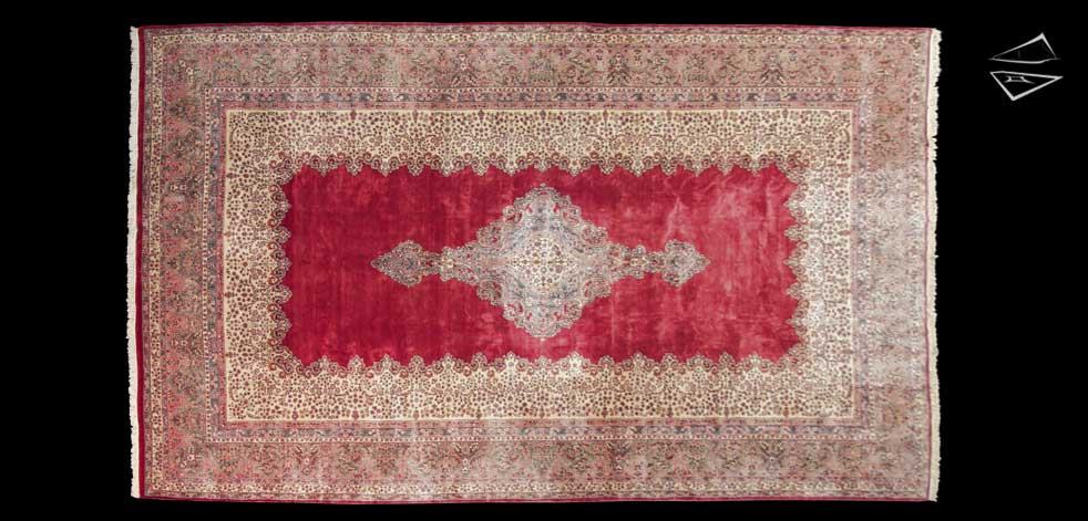 12x20 Persian Cyrus Crown® Kerman Rug