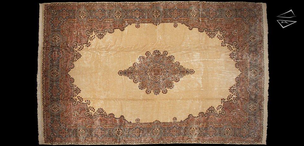 14x22 Persian Kerman Rug