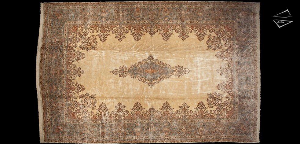 15x23 Persian Kerman Rug