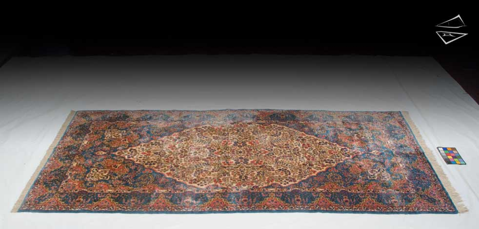 6x13 Persian Kerman Rug Runner