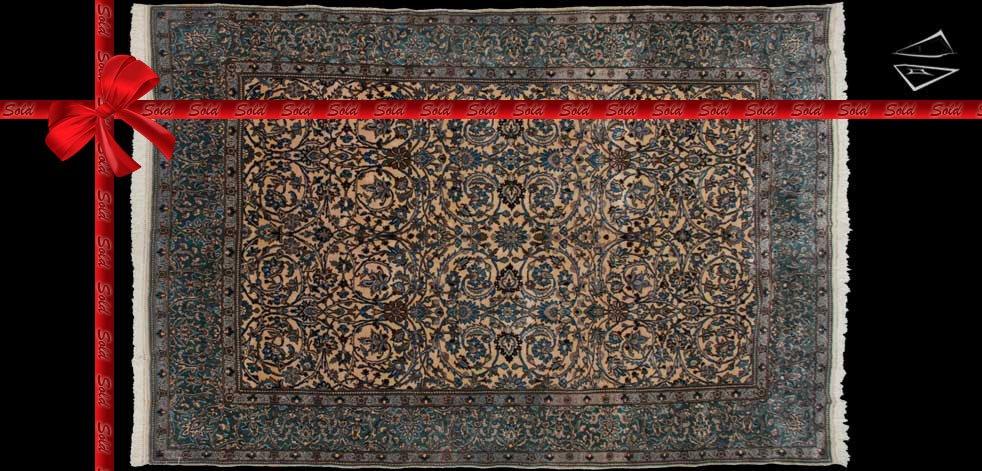 8x12 Persian Kerman Rug