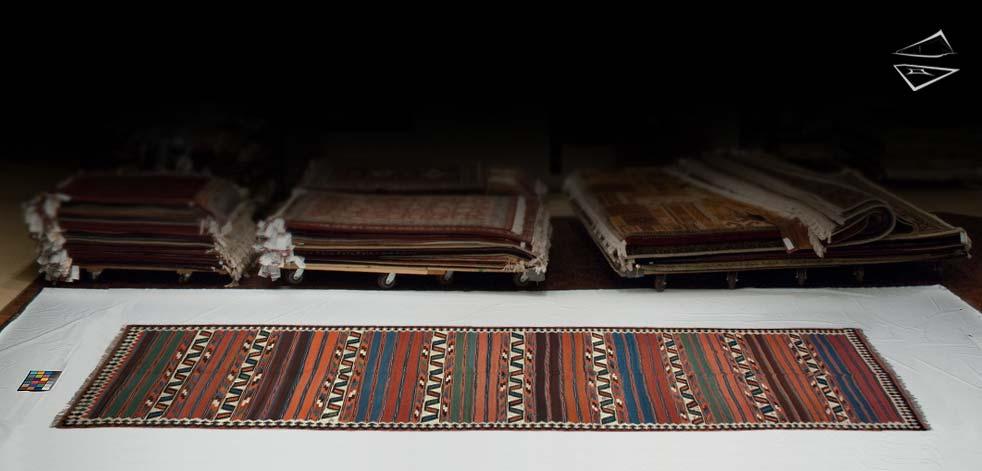 6x20 Persian Kilim Rug Runner