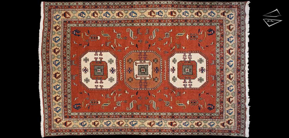 10x15 Persian Meshkin Rug