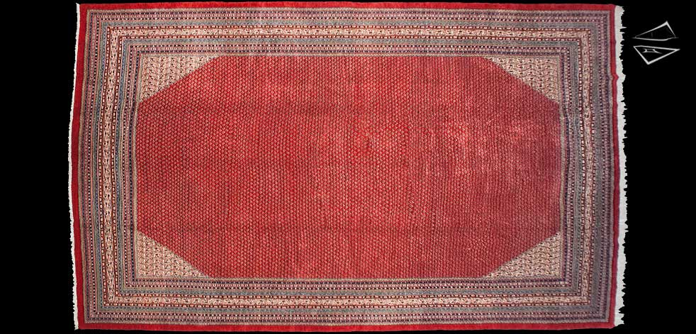 12x20 Persian Mir Sarouk Rug
