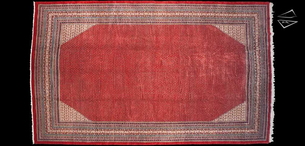 12x20 Persian Mir Sarouk Rug