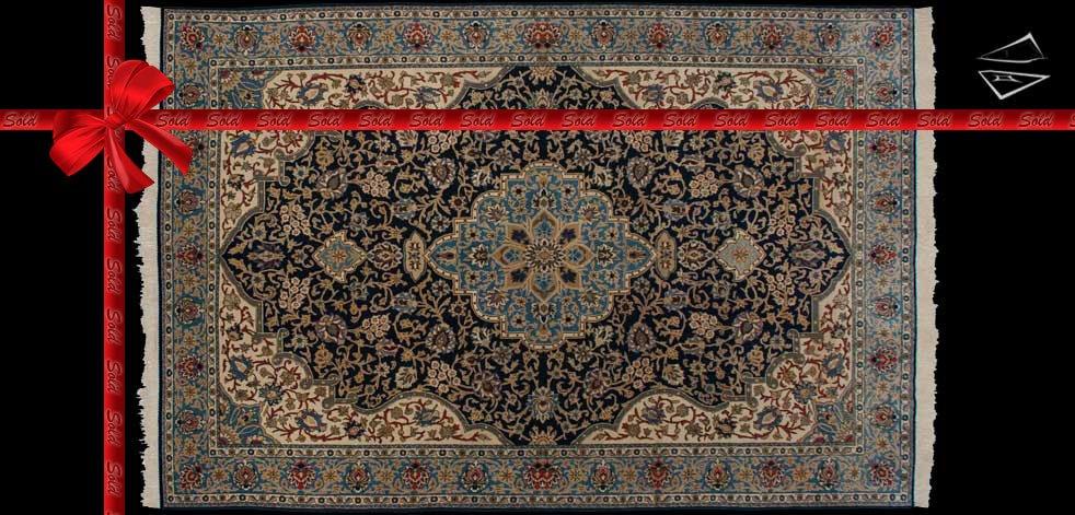 8x12 Persian Qum Rug