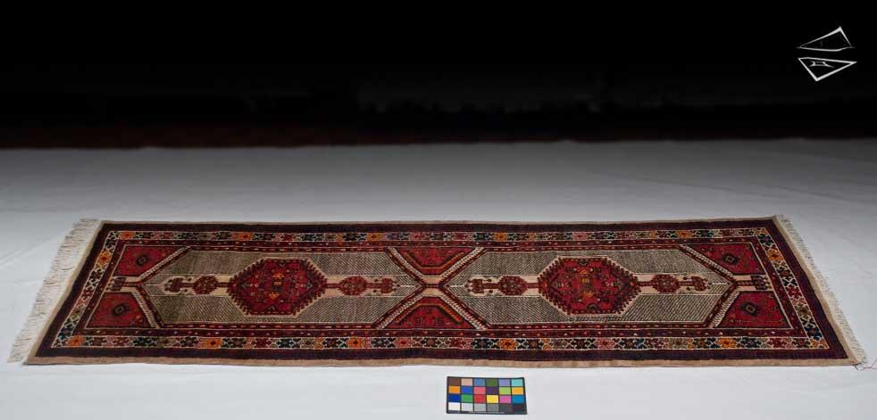 3x10 Persian Sarab Rug Runner