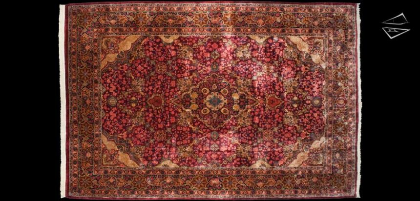 Sarouk Cyrus Crown® Rugs