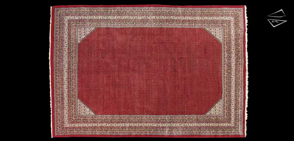 11x16 Persian Sarouk Rug