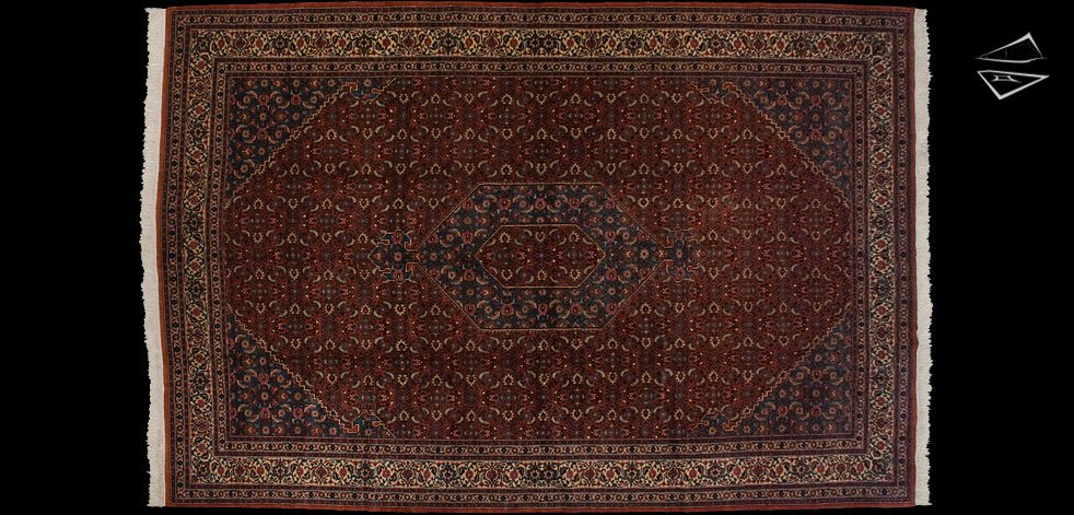 10x15 Persian Tabriz Rug
