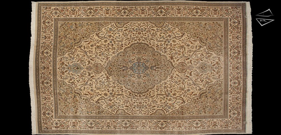 10x16 Persian Tabriz Rug
