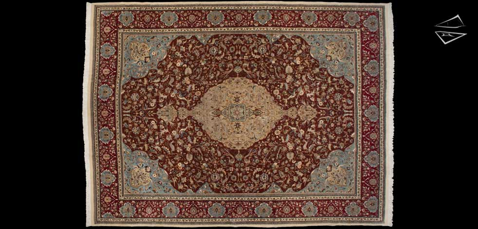 12x16 Persian Tabriz Rug