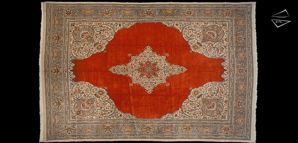 12x18 Persian Tabriz Rug