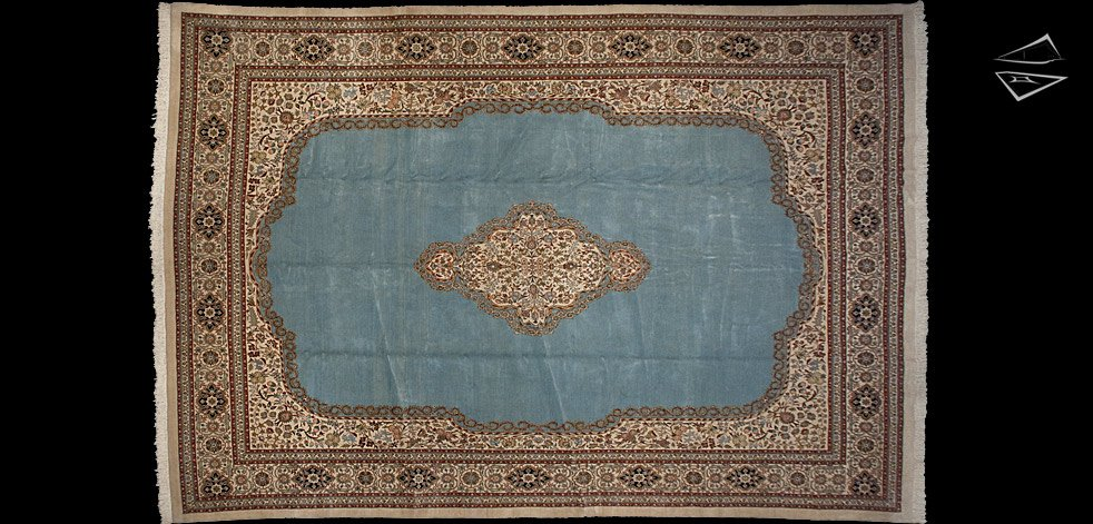 14x20 Persian Tabriz Rug