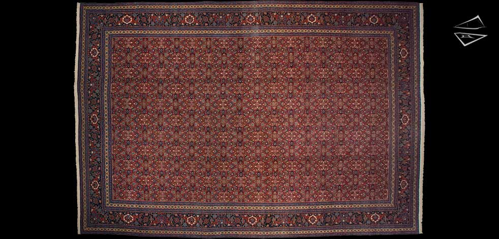 15x22 Persian Tabriz Rug
