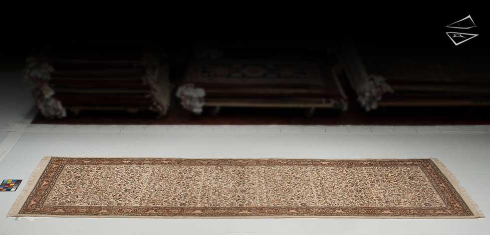 5x16 Persian Tabriz Rug Runner