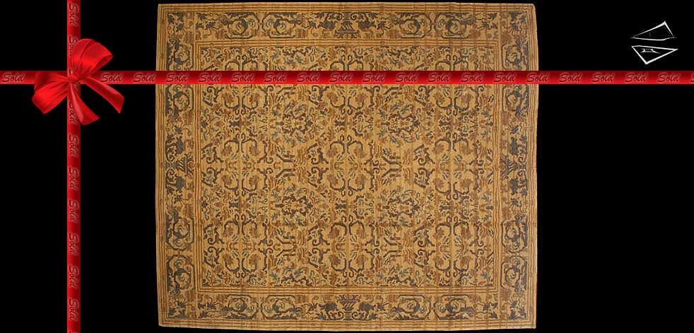 12x14 Spanish Rug