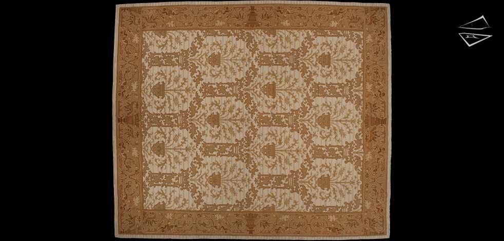 12x14 Spanish Square Rug