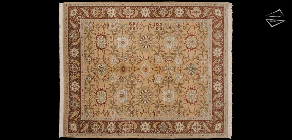 8x10 Sultanabad Design Rug