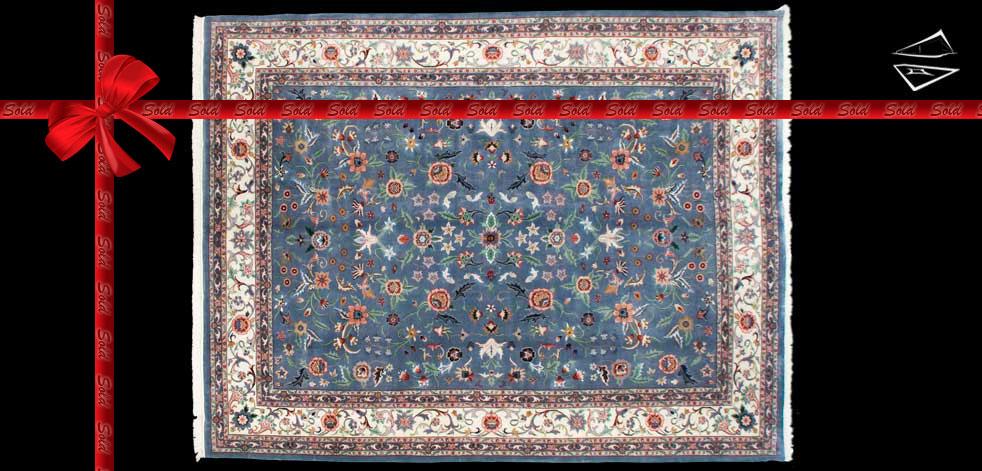 10x14 Tabriz Design Rug