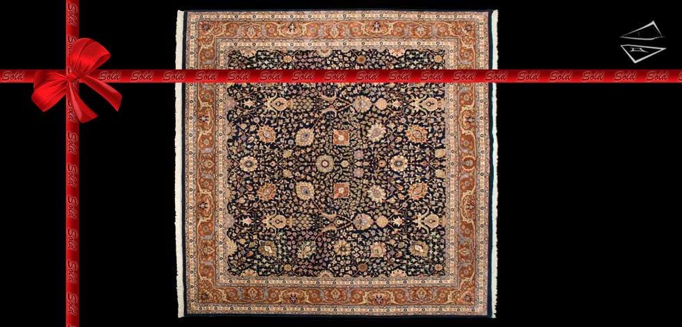 12x12 Tabriz Design Rug