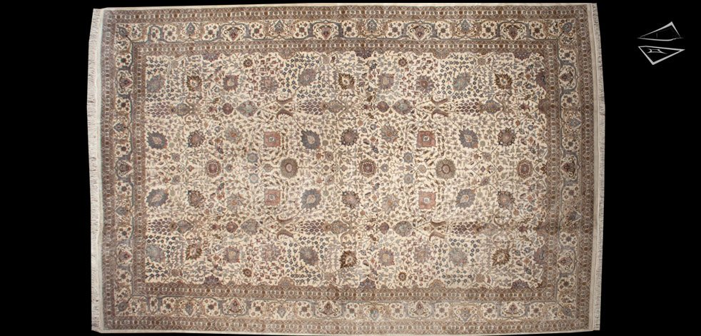 12x18 Tabriz Design Rug
