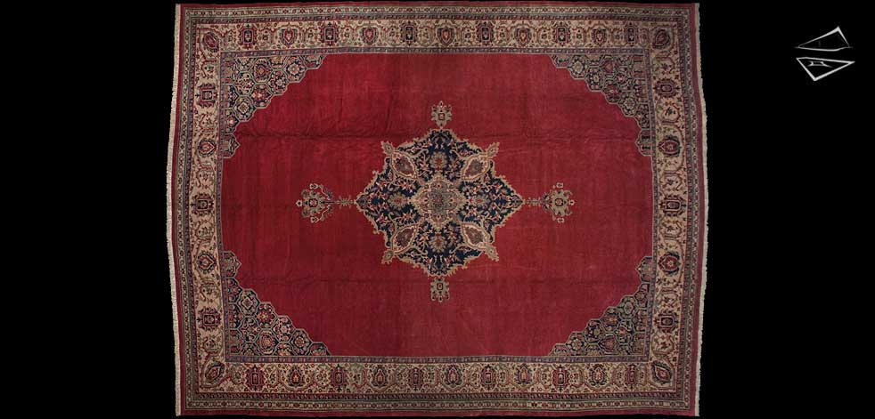15x19 Turkish Rug