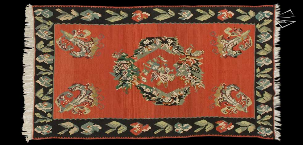 5 x 9 Turkish Bessarabian Rug