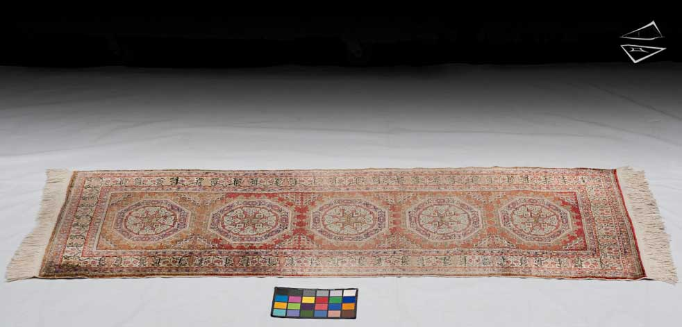 3x7 Turkish Caesaria Rug Runner