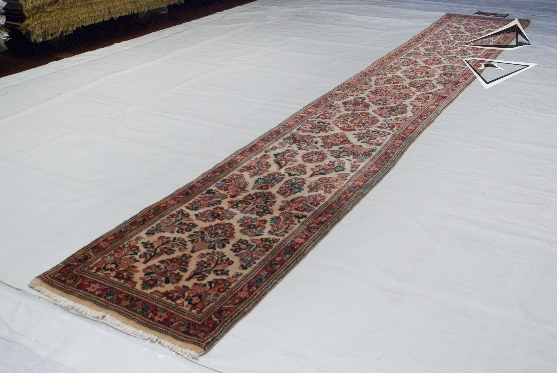 Wide Runner Rug 152907 Depot And Stair