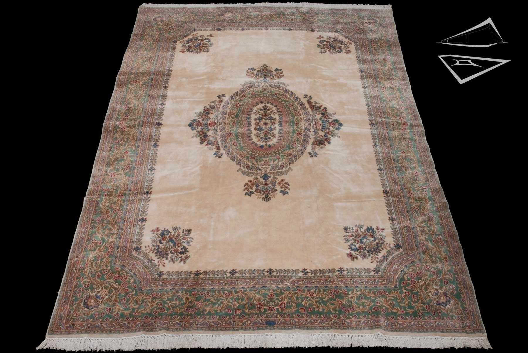 Persian Kerman Rug 10 X 15