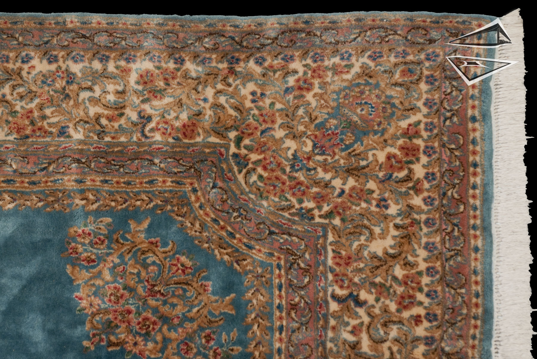 Persian Kerman Rug 10 X 14