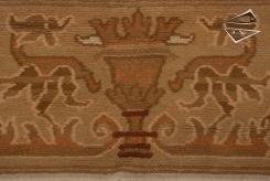 Spanish Square Rug