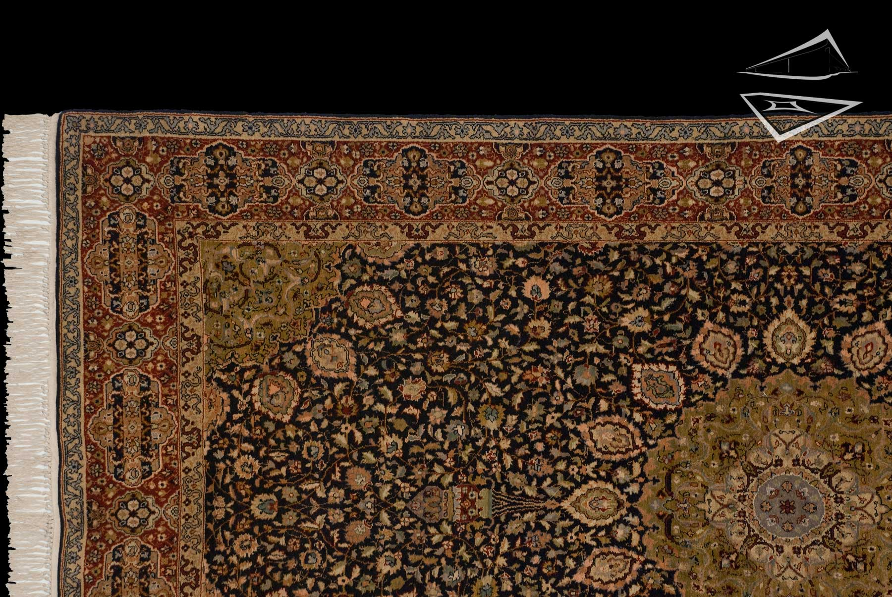 4x8 ardabil design rug runner ardabil design rug runner