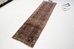 Persian Kerman Rug Runner