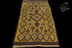 Tribal Moroccan Rug Runner