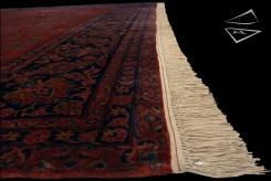 Persian Manchester Kashan Rug