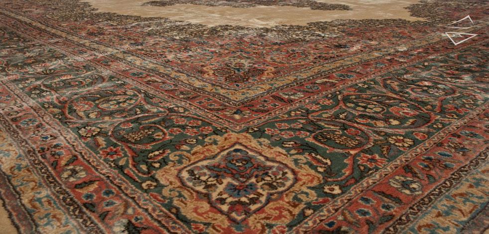 Persian Kerman 14 X 16