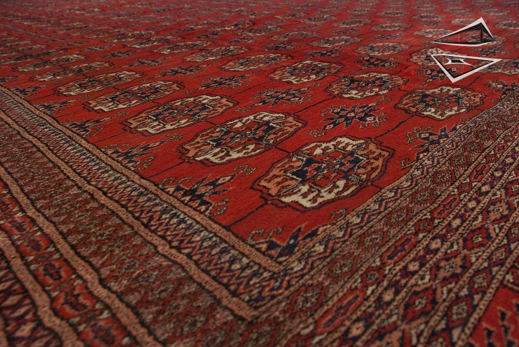 Bukhara Rug Home Decor