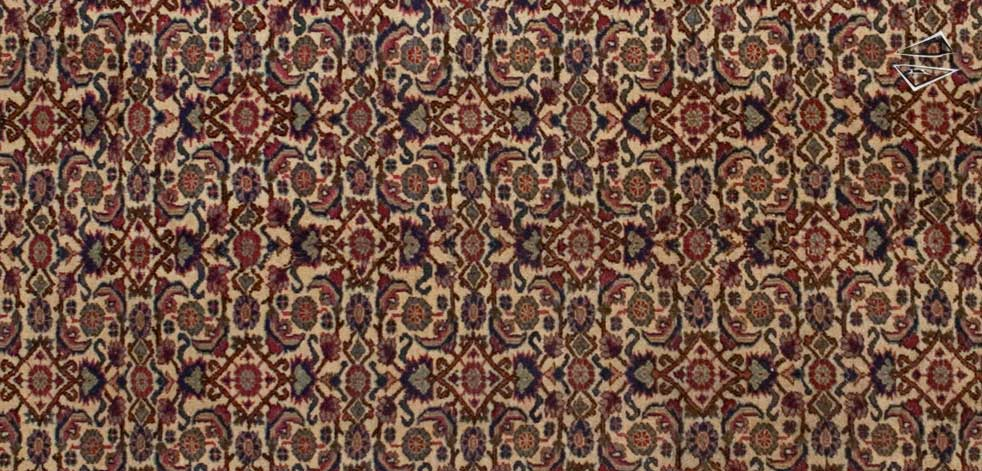 Turkish Herati Rug 6 X 10