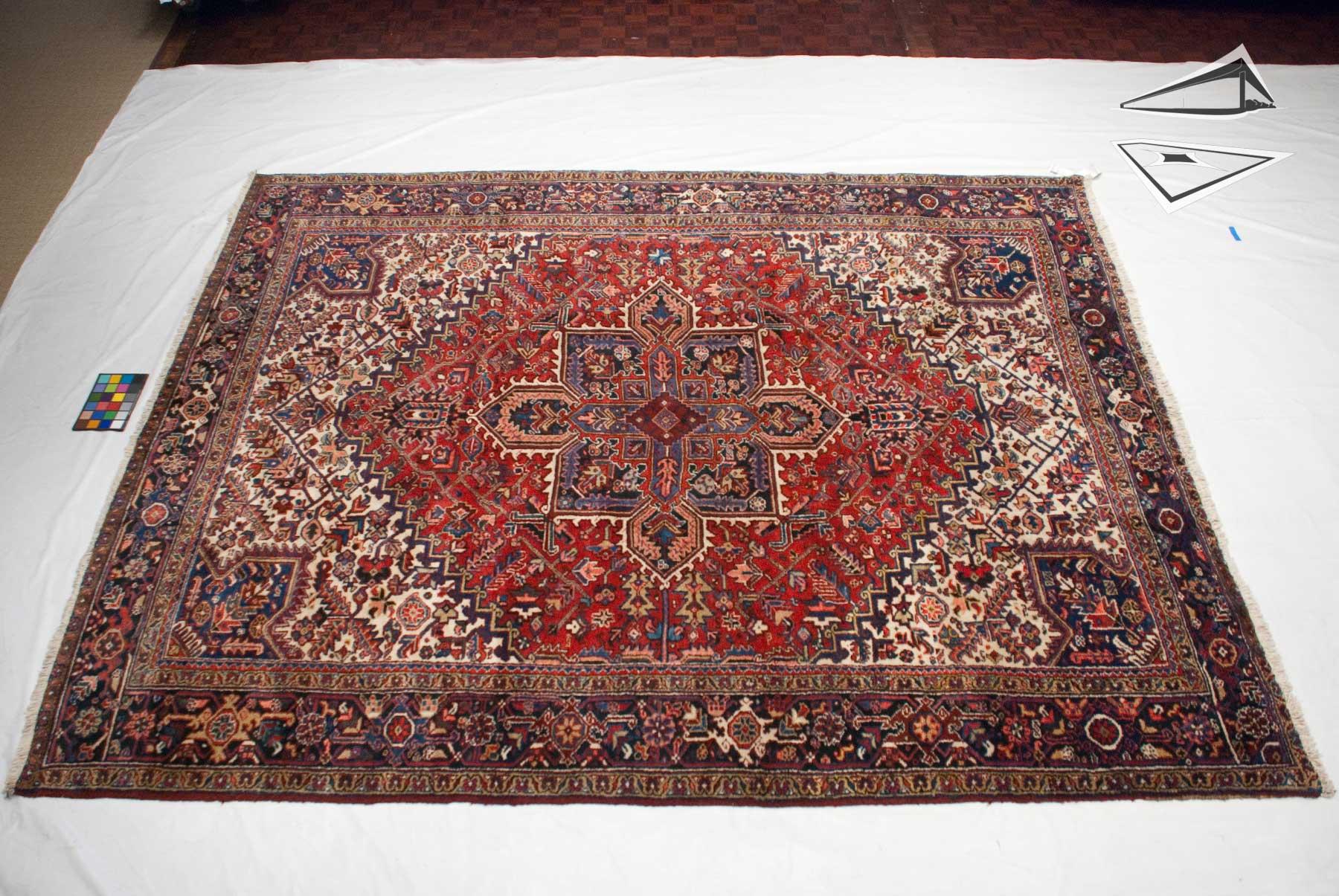 persian mehrivan square rug 10 39 x 12 39. Black Bedroom Furniture Sets. Home Design Ideas