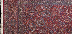 Fine Persian Meshed Rug