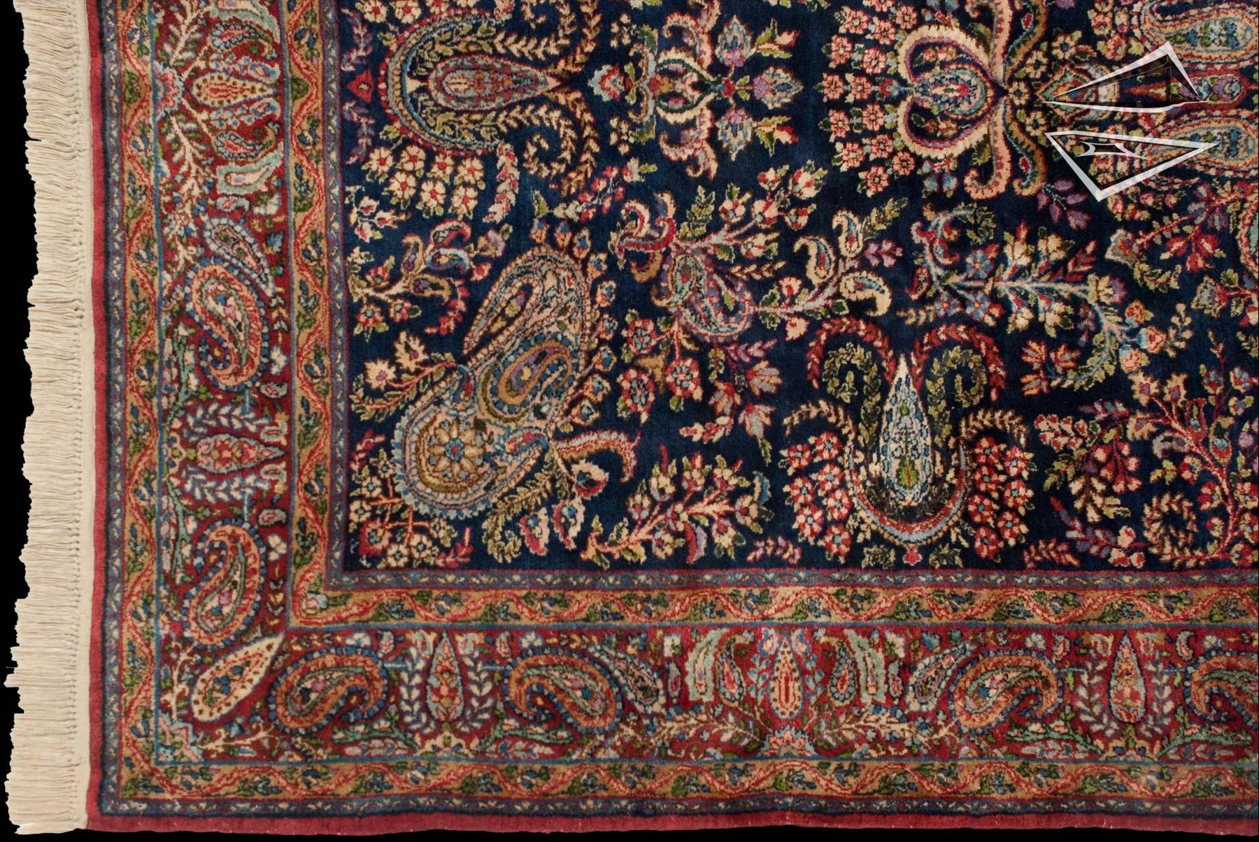 Kerman Rug Home Decor