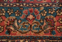Persian Kerman Crown Rug Runner