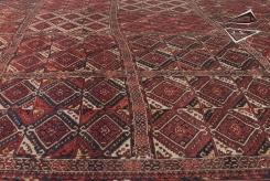 Antique Turkmen Rug