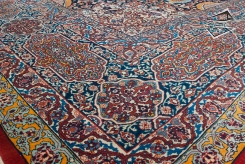 Haji Jalili Antique Tabriz Rug