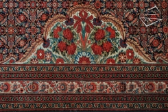 Persian Mishin Malayer Rug Runner