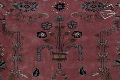 Mohajeran Sarouk Design Rug