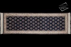Mir Bouquet Sarouk Design Rug Runner